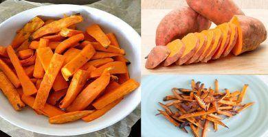 Cómo hornear las batatas fritas perfectas y libres de culpa 42
