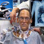 Los médicos le quitaron el corazón e instalaron este extraño dispositivo en su lugar. Los resultados son impactantes. 7
