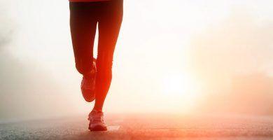 Por qué necesitas seguir corriendo con las piernas cansadas